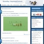Strona o mrówkach czyli Myrmeblog