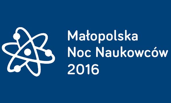 Malopolska Noc Naukowców 2016