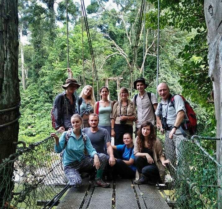Wyprawa na Borneo