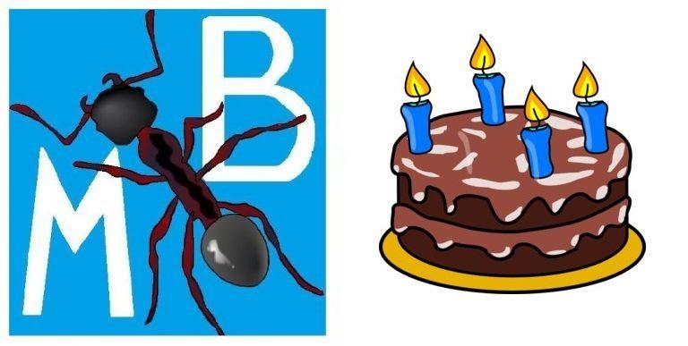 Czwarte urodziny Myrmebloga